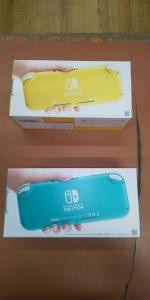 Nintendo Switch Liteを買取させていただきました