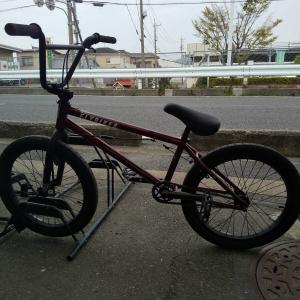 BMX自転車を買取させていただきました