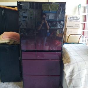 冷凍冷蔵庫を買取させていただきました