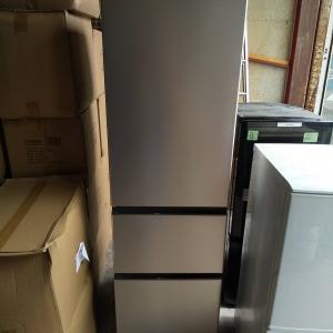 3ドア冷蔵庫を買取させていただきました