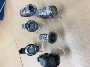 腕時計買取いたしました!!