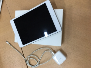 ipad mini2 wi-fi 16GB 買取いたしました!!