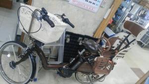 """BRIDGESTONEの電動自転車""""ANGELINO""""買い取りました"""