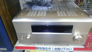 """YAMAHAのすごいアンプ""""DSP-Z9""""買い取りました"""