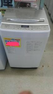"""Hisenseの2018年製洗濯機""""HW-DG75A""""買い取りました!"""
