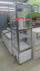 """SANYOの冷蔵ショーケース""""SSR-DX280G""""買い取りました!"""