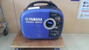 """YAMAHAの発電機""""ES1600iS""""買い取りました!"""