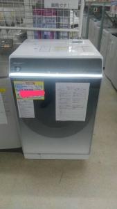 """SHARPのドラム洗濯機""""ES-P110-SR""""買い取りました!"""