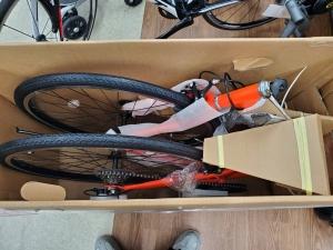 FIELD CHAMPの折り畳み自転車買い取りました!