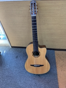 エレクトリックアコースティックギターを買取させていただきました