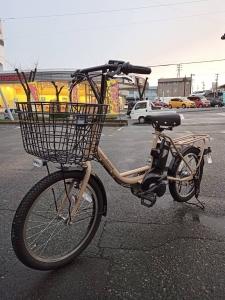 電動自転車を買取させていただきました