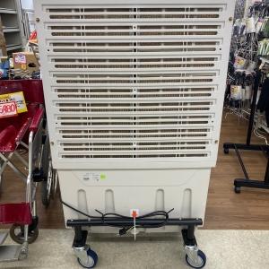 気化放熱式冷風房を買取させていただきました