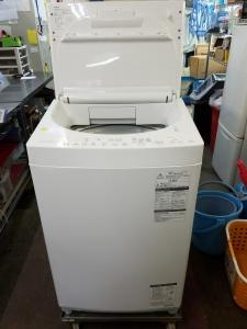 東芝 7kg洗い洗濯機 AW-7D6 2018年製 買取致しました!