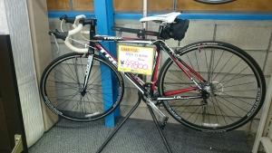 TREK ロードバイク買取させて頂きました。