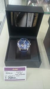 ZEPPELIN の腕時計を買取させて頂きました。