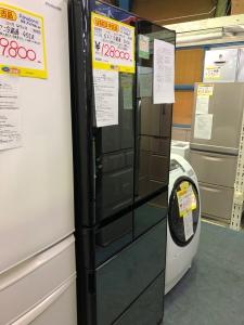 HITACHI6ドア冷蔵庫を買取させて頂きました。
