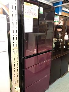 日立620l大型冷蔵庫を買取りさせていただきました。