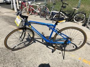 ルノークロスバイクを買取りさせていただきました。