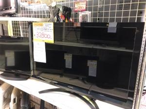 42インチ液晶テレビを買取りさせていただきました。